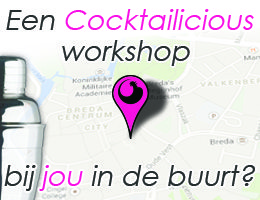 Cocktailicious workshop