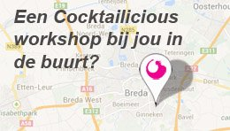 Cocktailworkshop in de buurt