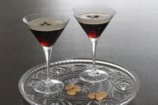 Amaretto Espresso Martini