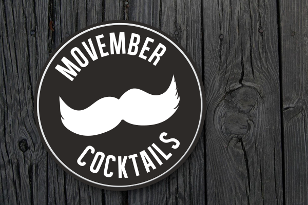 Movember cocktails