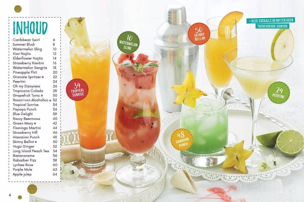 preview alcoholvrije cocktails
