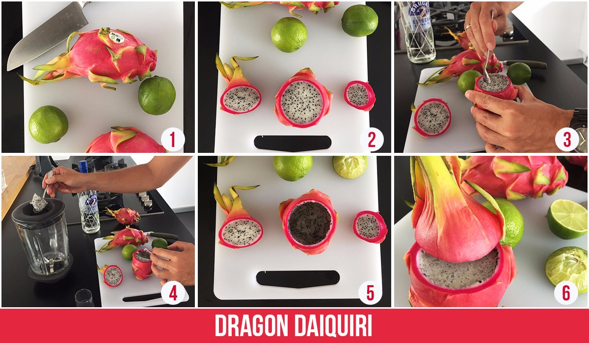 Dragon Daiquiri the making of