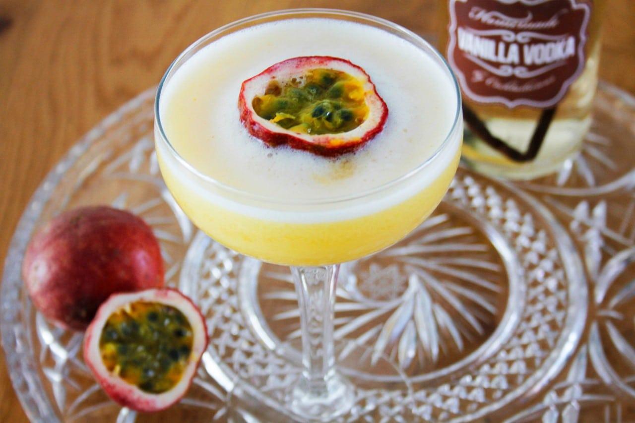 Pornstar Martini homemade