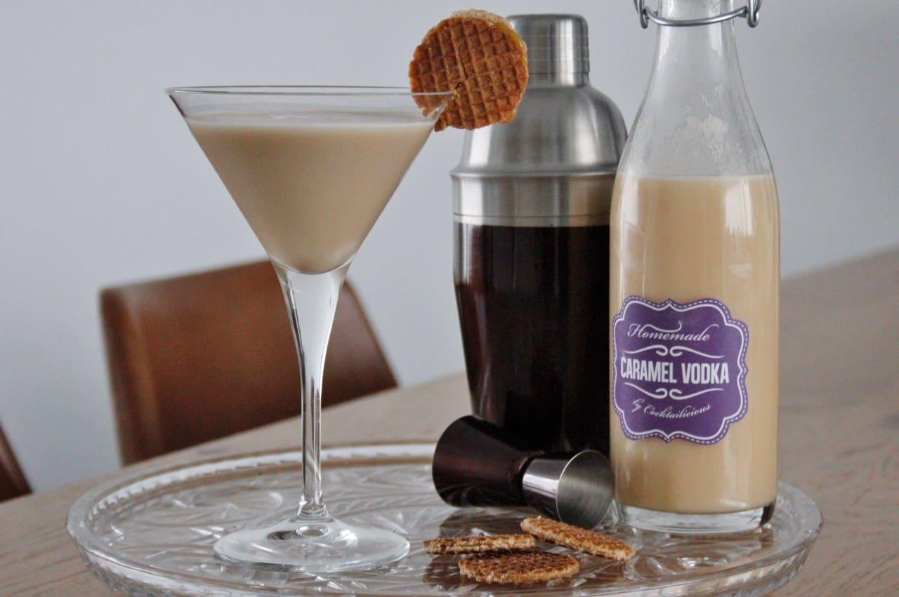 Salty Caramel Martini foto
