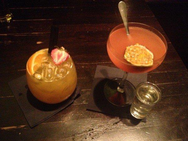 Parc Breda cocktails