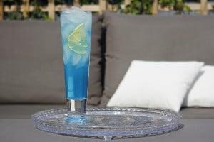 Blue Gin Delight