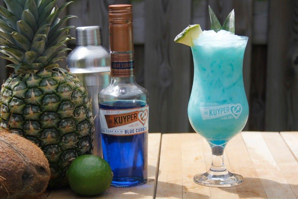 Blue Hawaiian foto