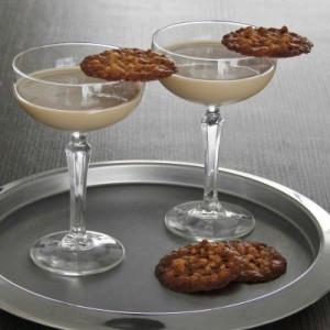 Pecan Caramel Martini