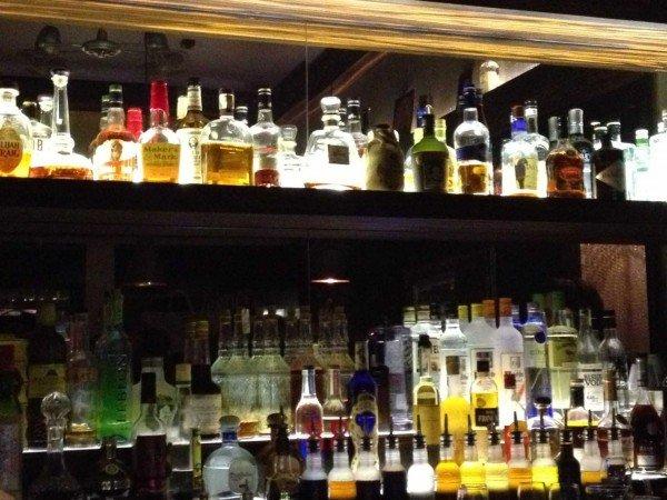 Drankwand Vesperbar