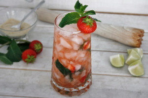 Strawberry Mojito foto