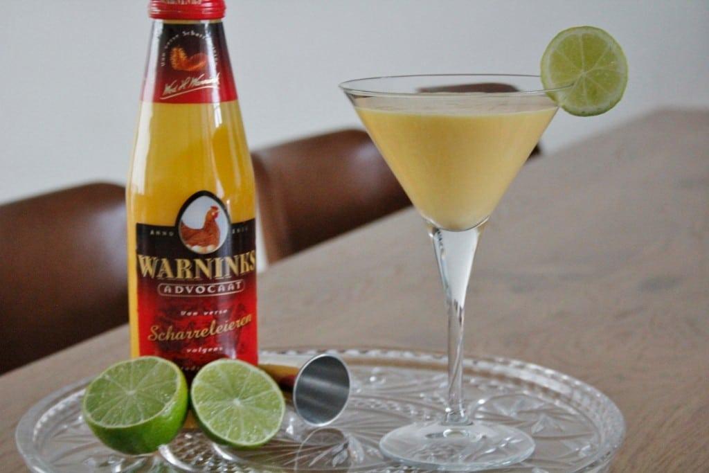 Lemon Cheesecake Martini foto