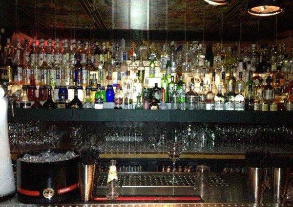 Drankstellage Minibar
