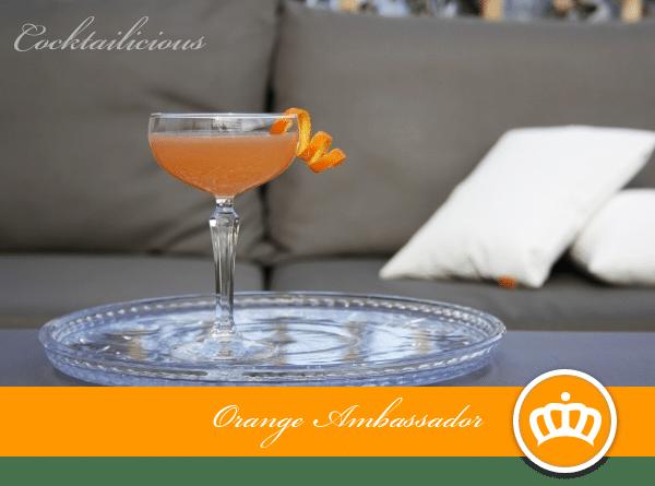 Orange-Ambassador