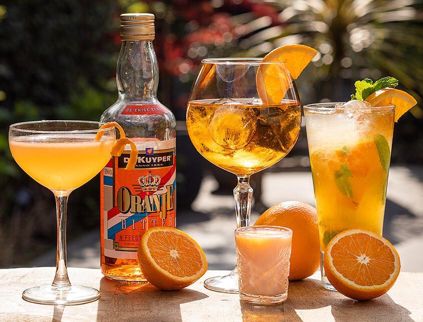 Koningsdag 2021 saai? Met deze 5 heerlijke ORANJE cocktails hang jij zelf de slingers op morgen!