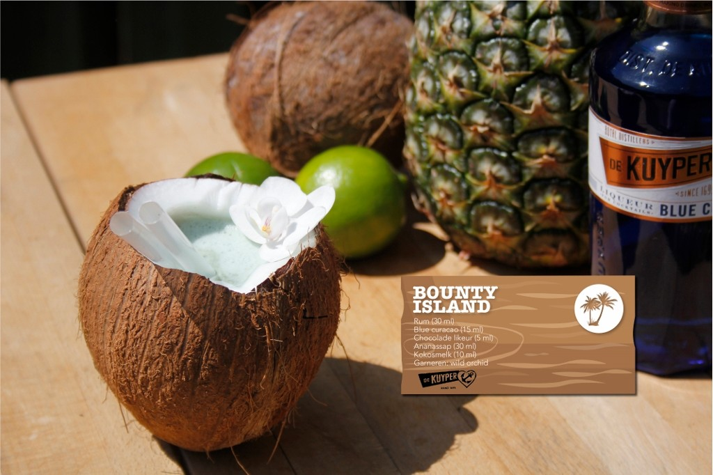 Bounty Island cocktail