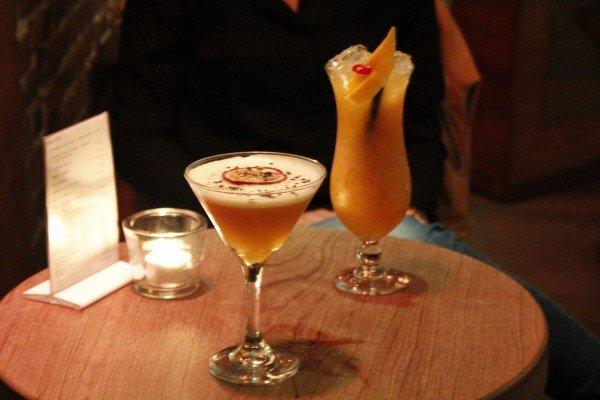Cocktails bij Elit