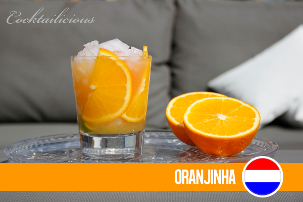 Oranjinha WK cocktail