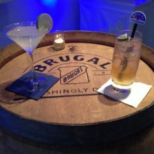 Brugal Dry Daiquiri en Brugal Dry Dark 'n Stormy