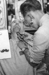 Tale of a Moustache by Daan