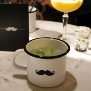 'Mo' Mule cocktail bij Hugo's