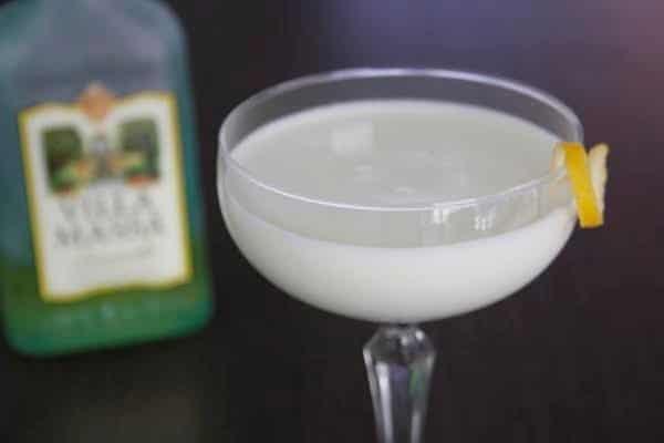 Limoncello Tiramisu Martini