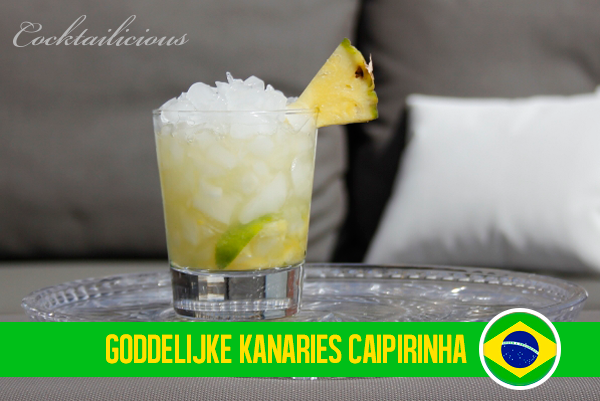 Goddelijke Kanaries Caipirinha