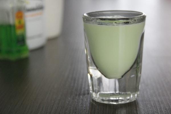 Genoeg De Hulk shot op Cocktailicious @EA89