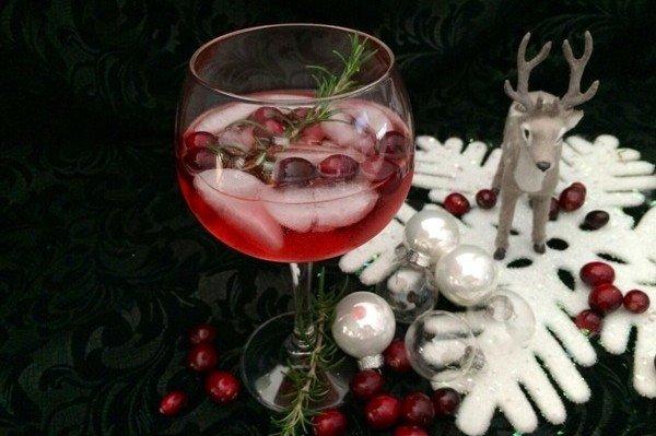 Rudolp's Gin Tonic