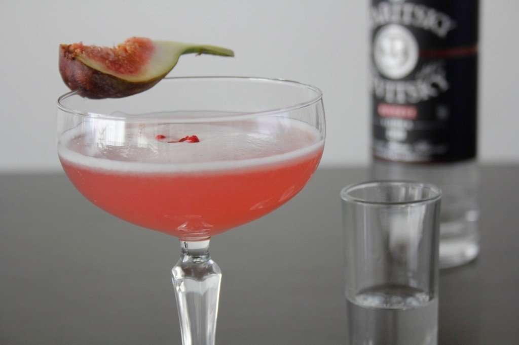 V.I.C. cocktail