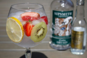 Gin Tonic Soleil