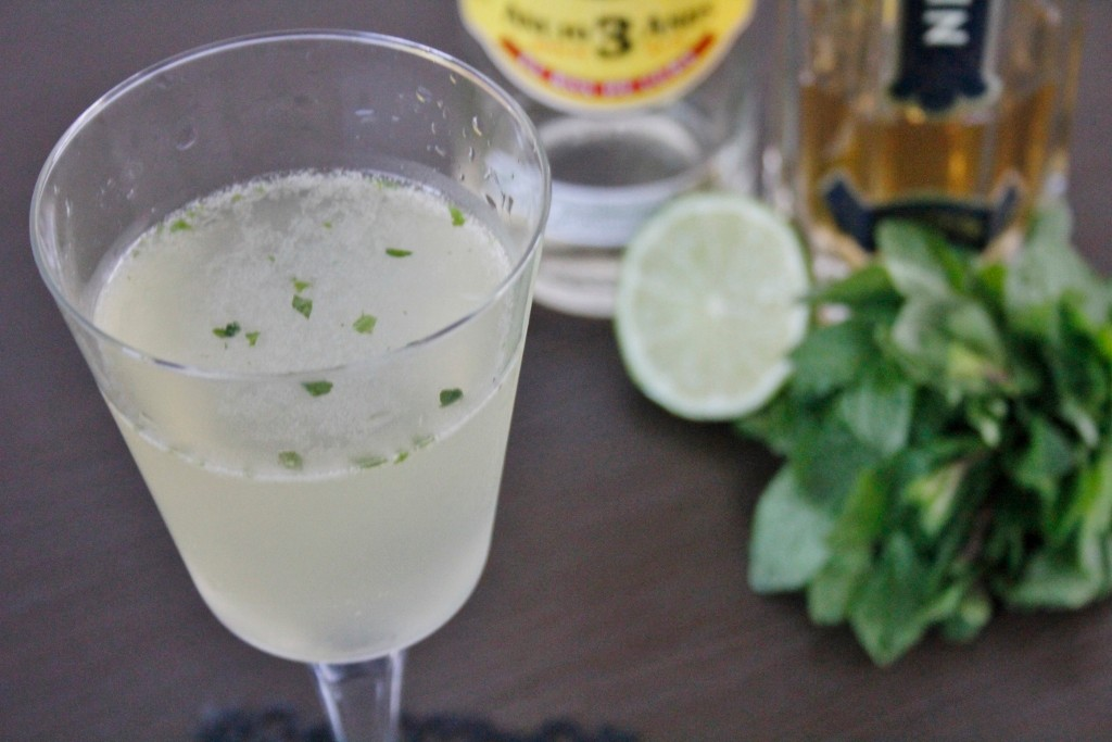Elderflower Mint Daiquiri foto