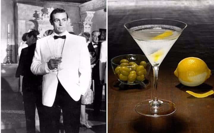 Martini James Bond