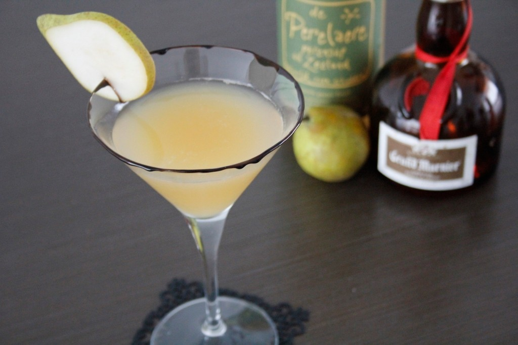 Grand Pear Chocolate Martini foto