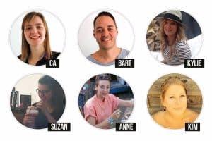 Meet the bloggers header