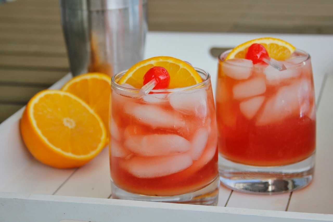 Indian Summer Breeze cocktail