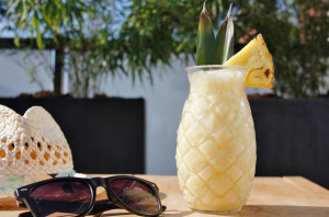 Perfect Pineapple Tiki foto
