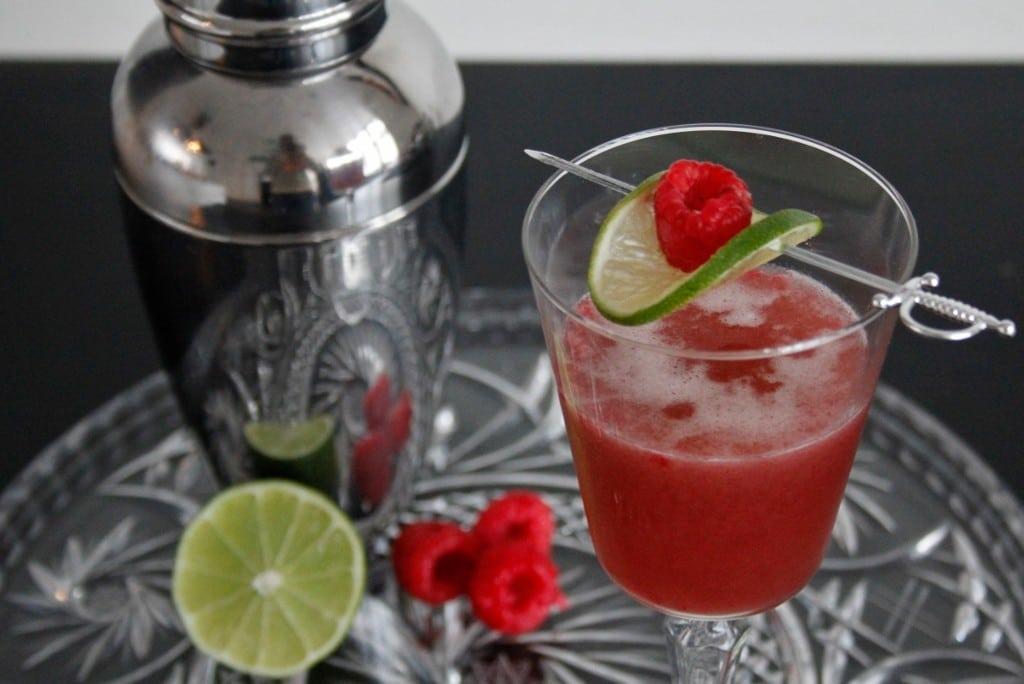 Silk Raspberry Martini foto