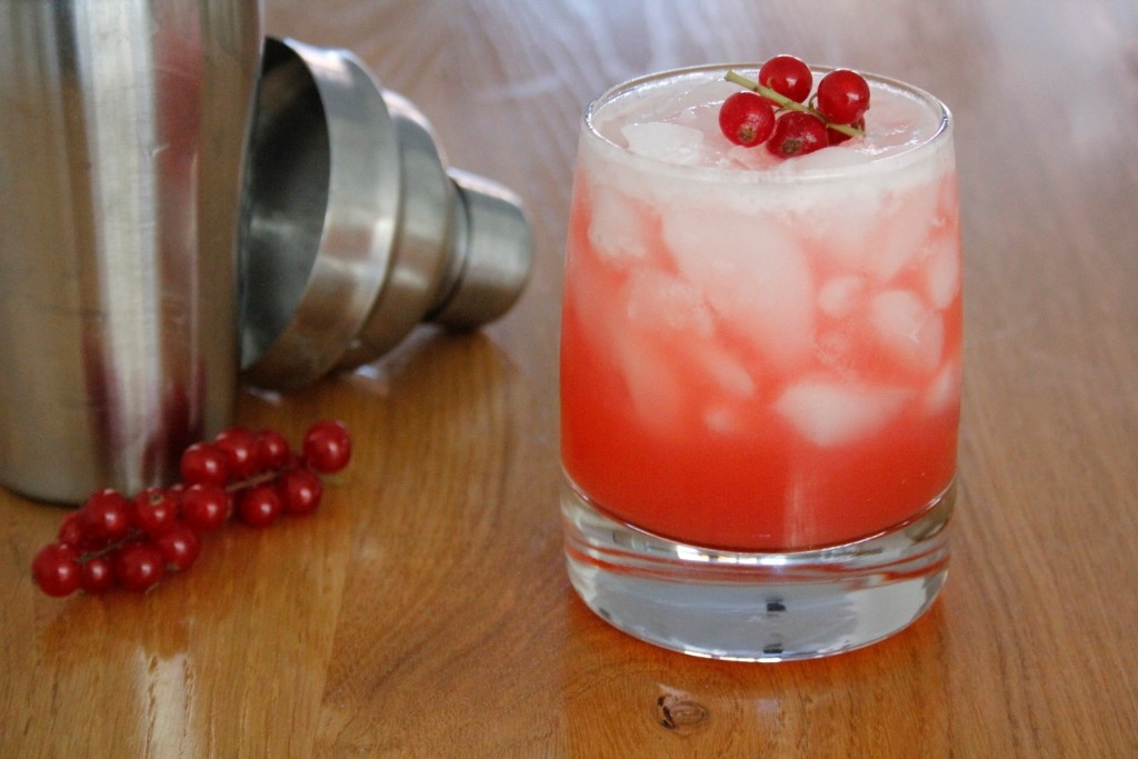 Blushing Gin Sour foto