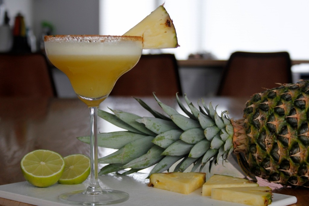 Golden Pineapple Margarita foto