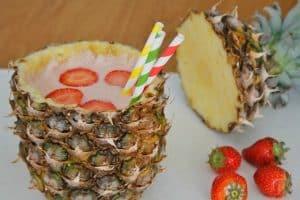Strawberry Colada blog