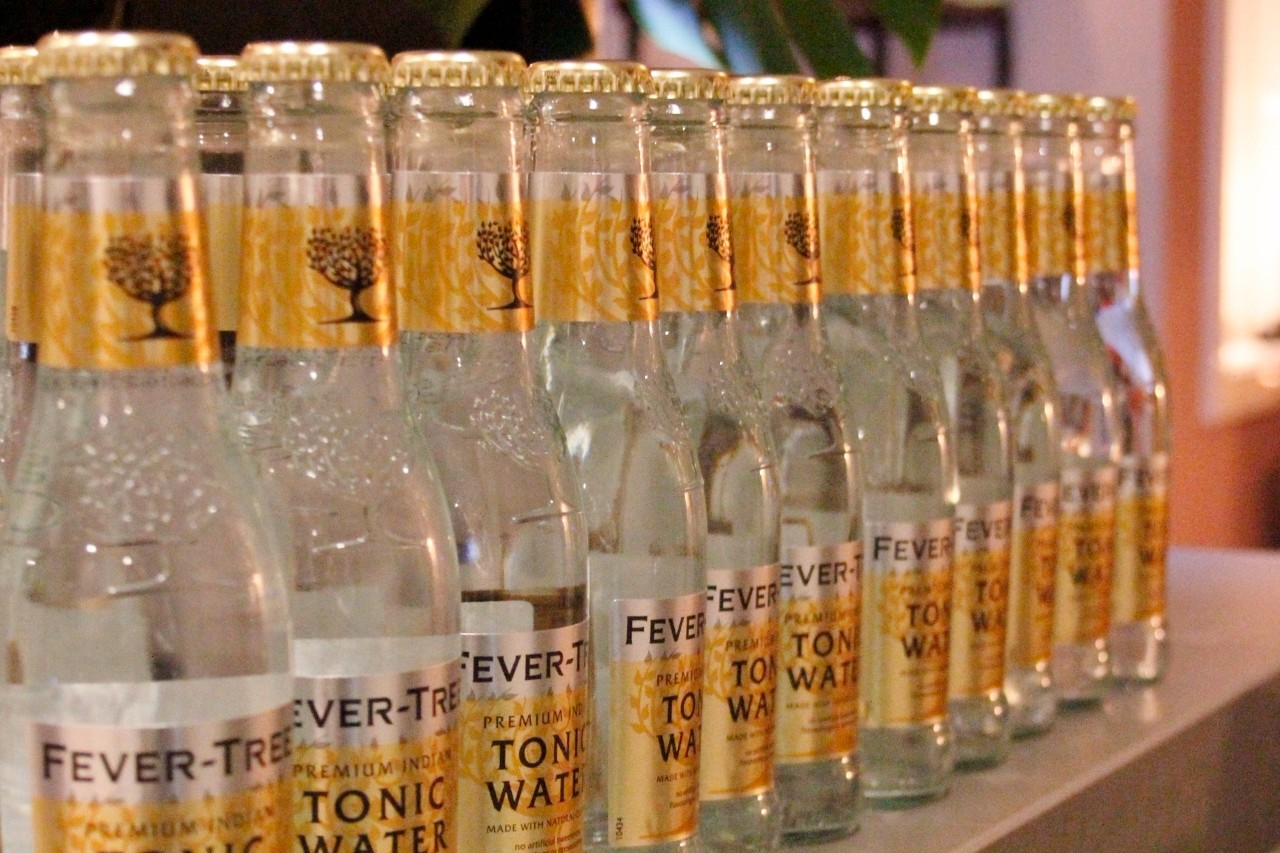Gin Tonic Bar tonics