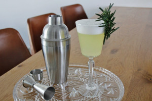 Rosemary's Gin Sour foto