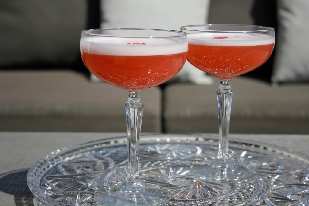 French Martini foto