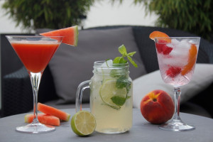 Low alcohol cocktails foto