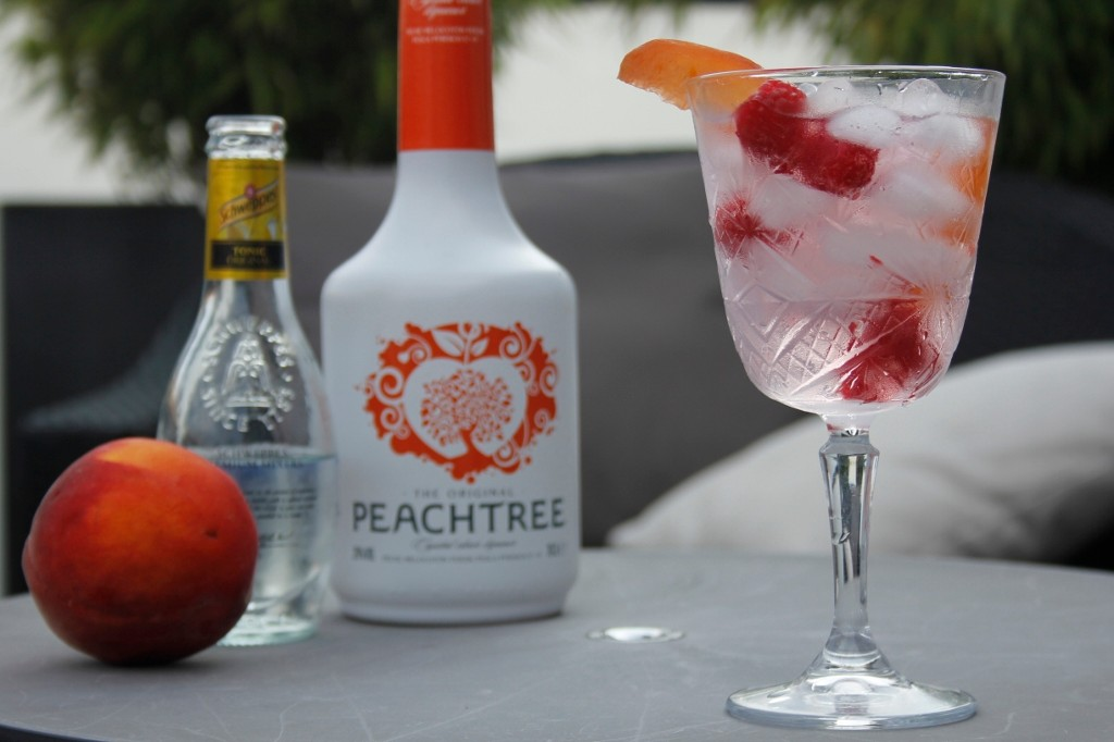 Peachy Tonic foto