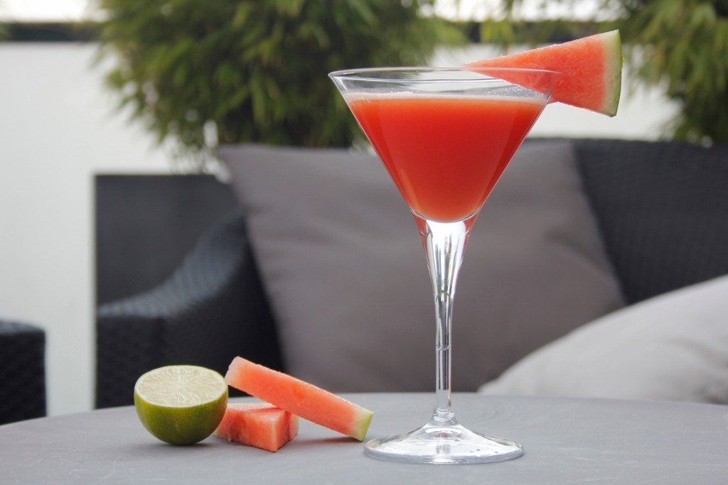 Watermelon Martini foto