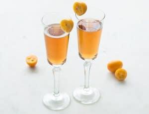 cocktail Kir royal