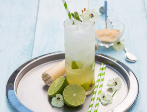 Elderflower NOJITO