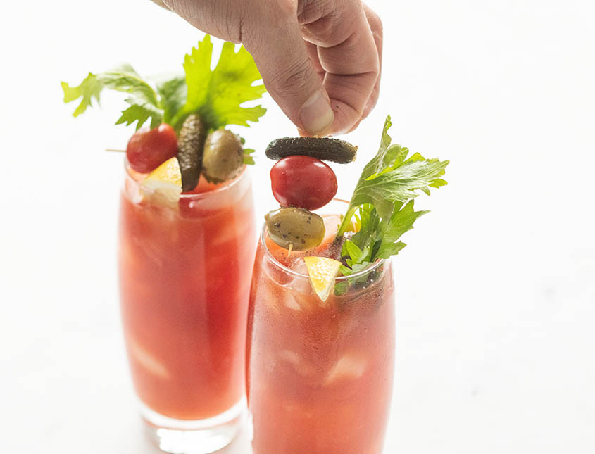 bloody mary stap