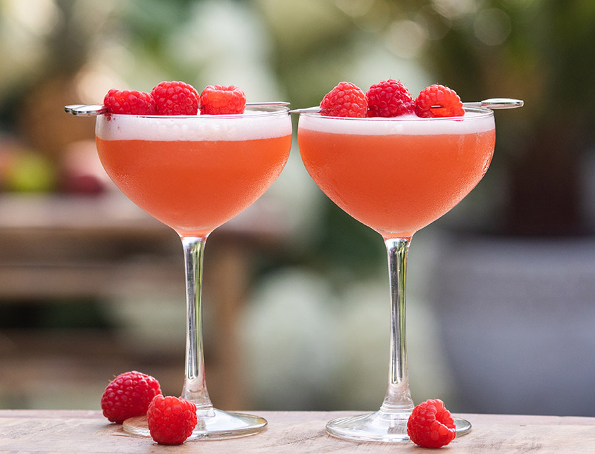 cocktail french martini